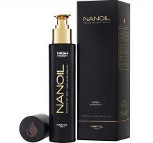 Nanoil olie voor alle haartypes